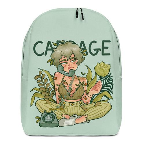 Cabbage - Denikachu Minimalist Backpack