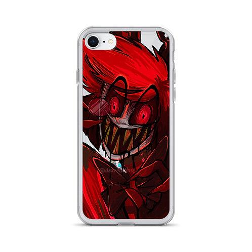 Alastor - Denikachu Liquid Glitter Phone Case