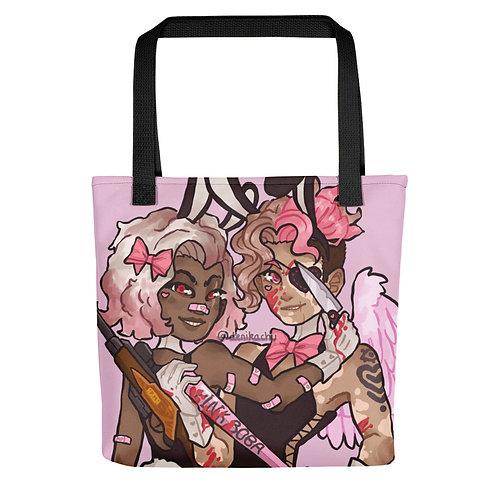 Pink Boba - Denikachu Tote bag
