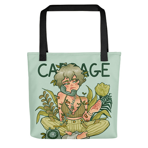 Cabbage - Denikachu Tote bag