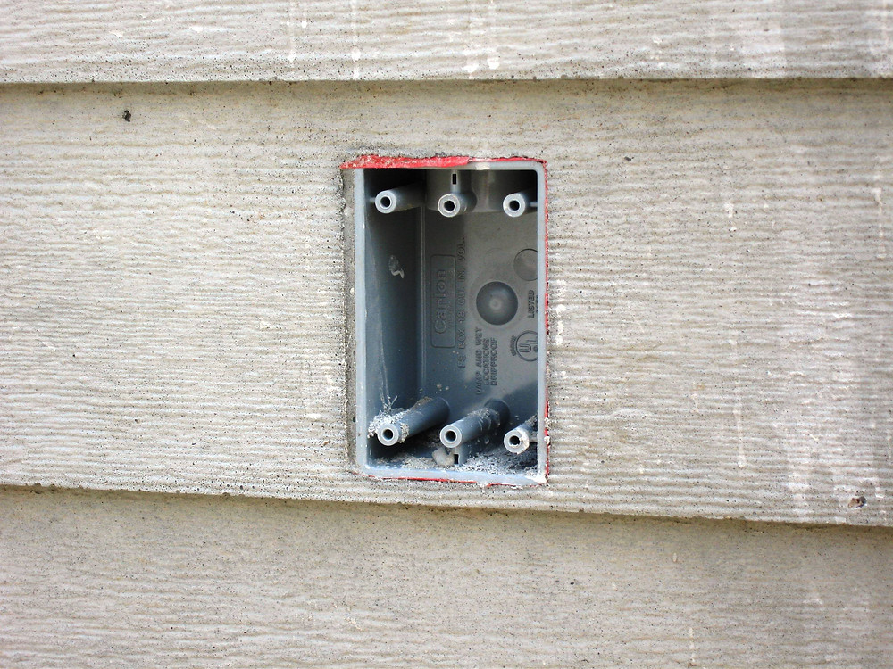 Electric Cast in Panel