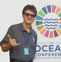 United Nations George Cummings