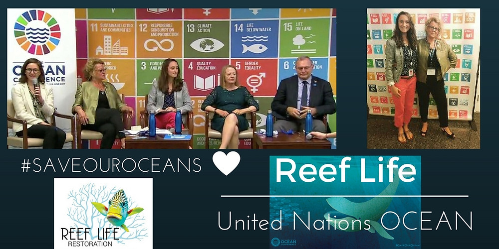 United Nations World Ocean Conference Video