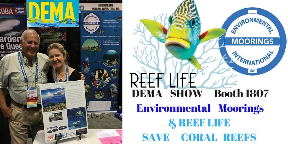 DEMA DIVE Show Scuba Diving