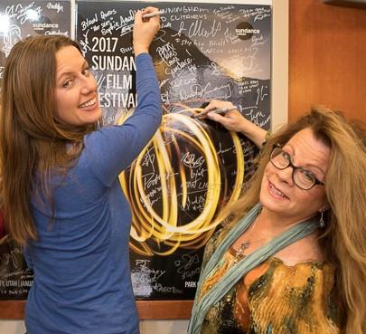 Sundance Film Sophie Ancel Melody Brenna