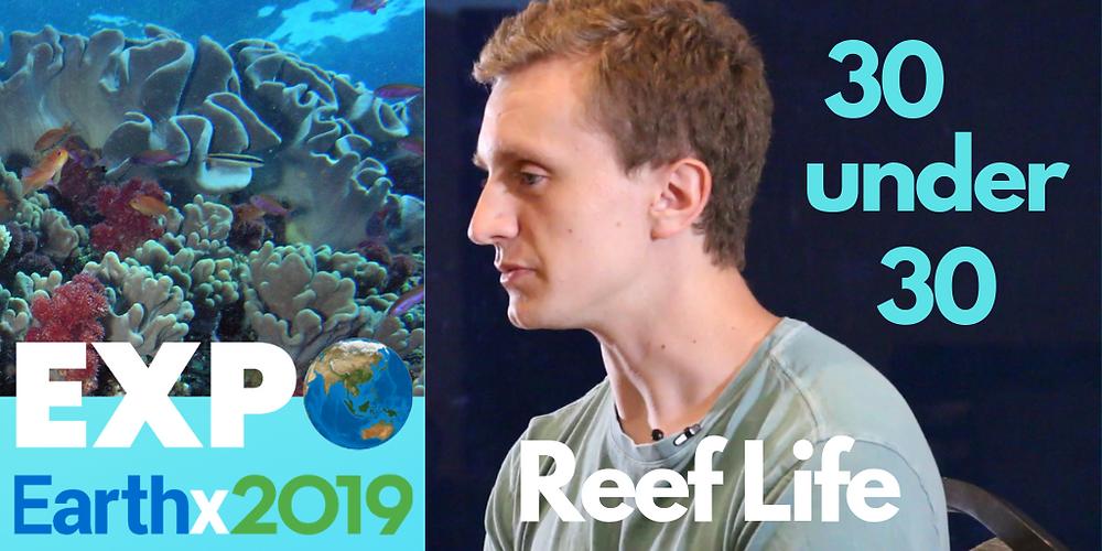 EarthX  30 Under 30 Guyon Brenna Reef Life