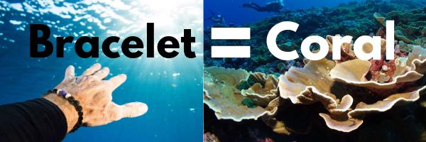 Buy A Bracelet Plant A Coral