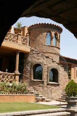 Architectural Garden Balustrade