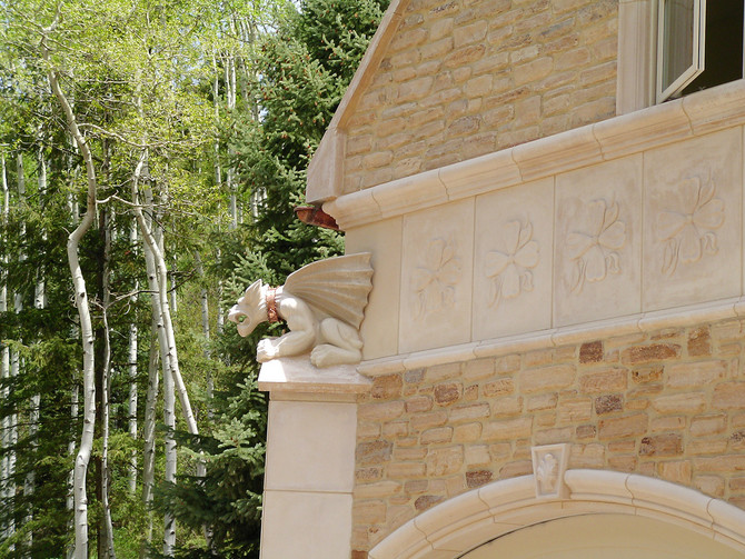 Eco Construction Systems Cast Stone