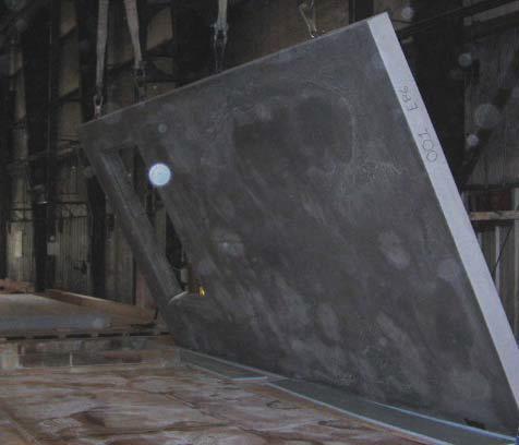 cellular cast home panel