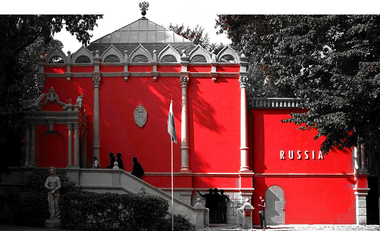 Russian Pavilion Venice