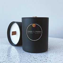 Amber&Myrrh black