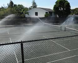 IMPORTANT GUIDE FOR WATERING YOUR HAR TRU COURTS