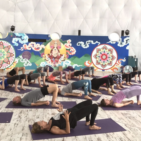 Face your emotional issues to become a better yoga teacher