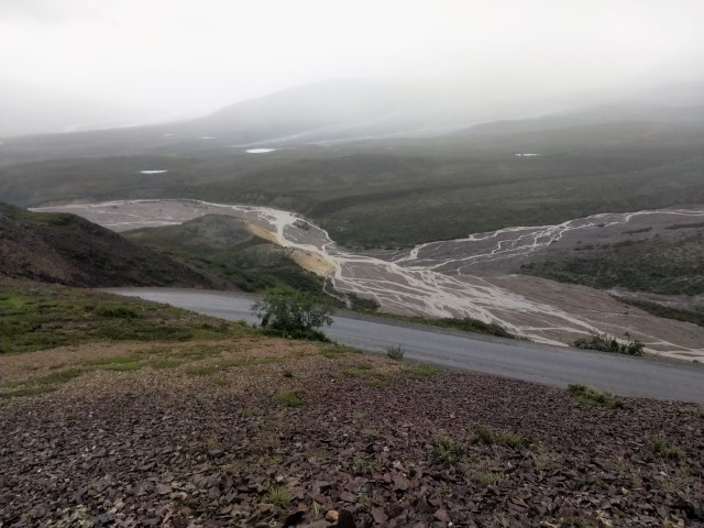 In the Denali tunda