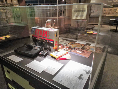 I also had an Atari 2600... Man, do I remember playing those games into the wee hours of the morning!