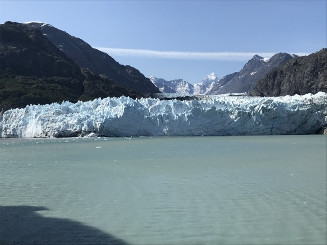 Another glacier...