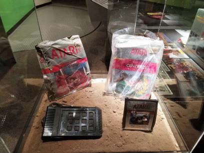 More Atari game cartridges