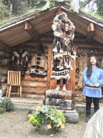 Native garment
