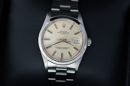 Rolex Oyster Perpetual Date vintage 1981