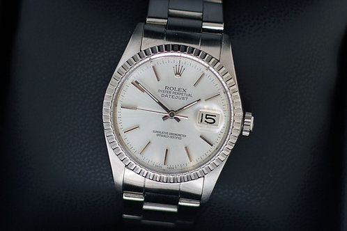Rolex Oyster Perpetual Datejust vintage 1987