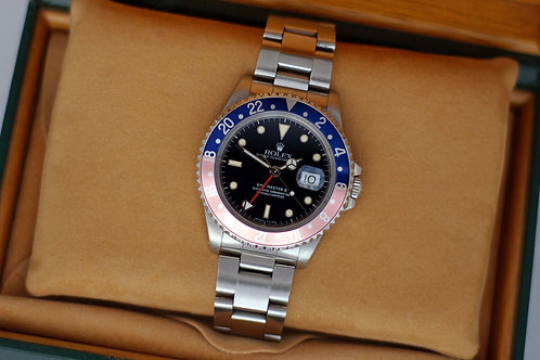 Rolex Oyster Perpetual GMT-Master II vintage 1992