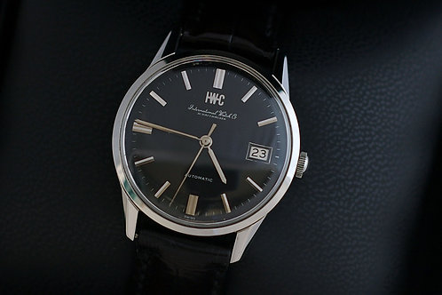 IWC automatic date vintage