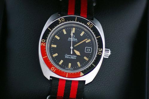 Omega Seamaster Poppy