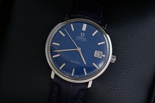 Omega DeVille automatic date vintage