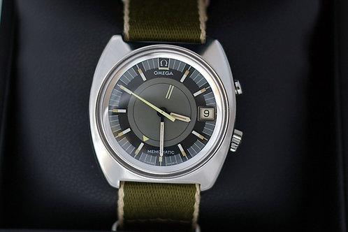 Omega Memomatic vintage 1969