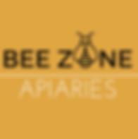 Bee Zone Apiaries Logo
