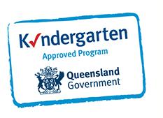 Kindergarten Approved Program logo
