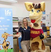 Life Education Queensland Healthy Harold