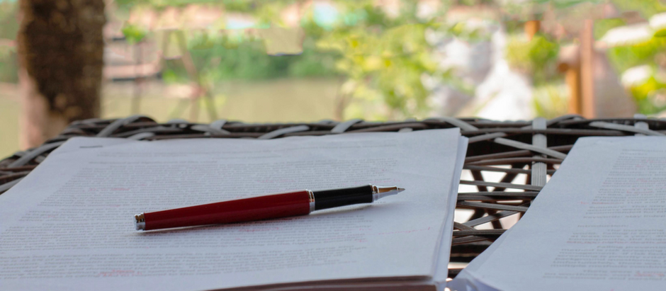 A Far Cry Better: How to Know Your Manuscript is Finished