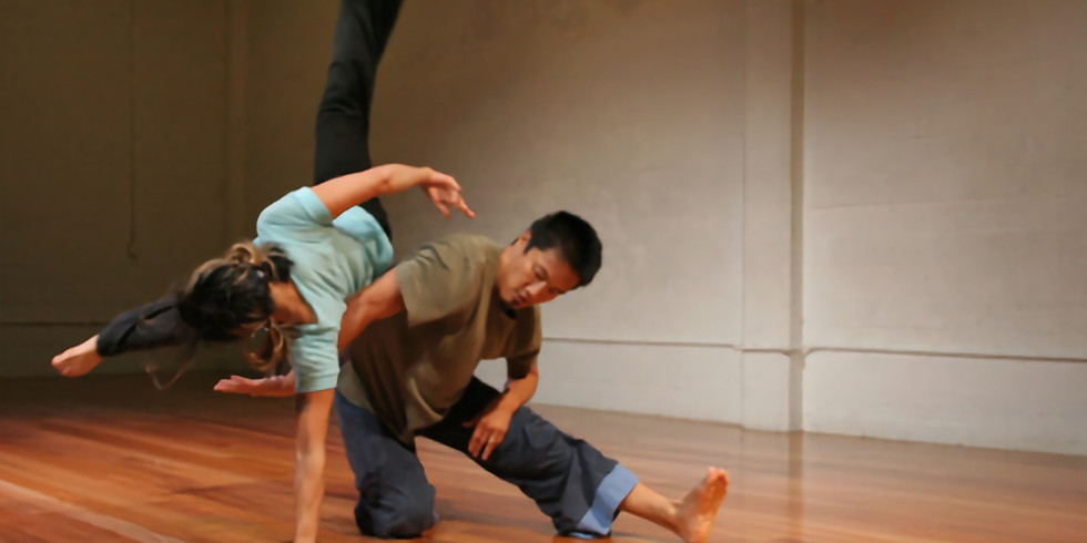Contact Dance with William Giese
