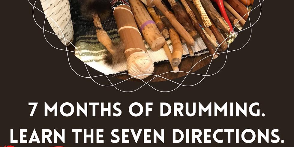Drum Circle ( 7-month journey)