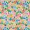 Thumbnail: english meadow fabric mask