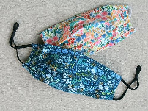 english meadow fabric mask