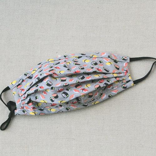 sushi fabric mask