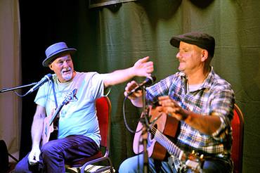 Dave Pegg & Anthony John Clarke - Image Gallery