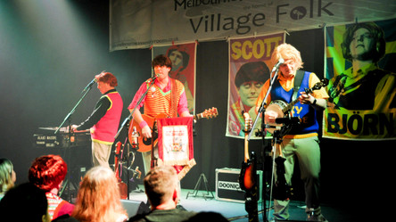 The Bar-Steward Sons of Val Doonican | Gig Pictures!