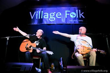 Dave Pegg & Anthony John Clarke