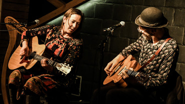 The Kimberleys to play Village Folk Clubrooms at Derby Folk Festival!