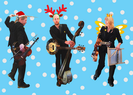 The Churchfitters' Christmas Cracker | 19th December 2020 - Gig Cancelled