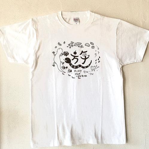 大人Mサイズ◇遊パーク10周年記念Tシャツ◇ホワイト