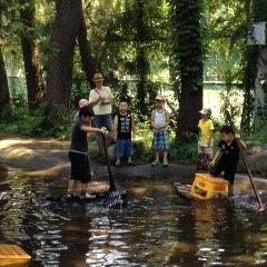 ★7月31日(水)、8月1日(木) いけとおがわ 大掃除