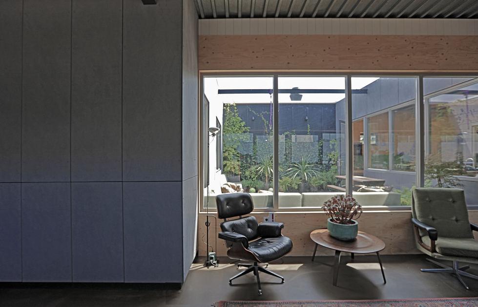 Studio Neering - patio house