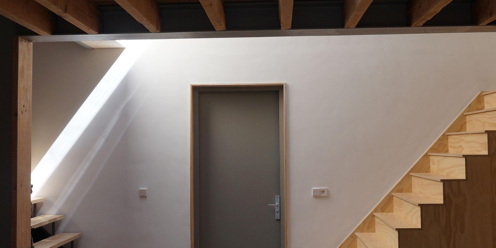 Studio Neering - entree woning