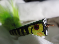 #19 Green Back Perch