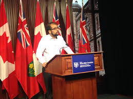 Why Yusuf Faqiri is chosen for the Malcolm X Award this year?